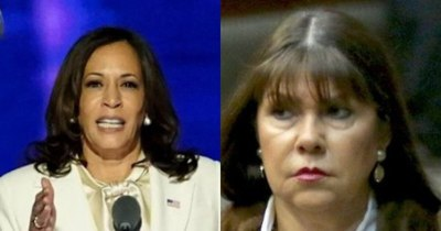 La Nación / Celeste Amarilla sueña con ser Kamala Harris, vicepresidenta de los EEUU