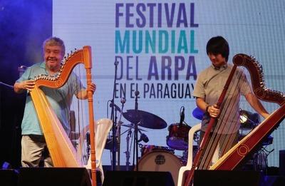 El martes 10 de noviembre inicia el XIII Festival Mundial del Arpa