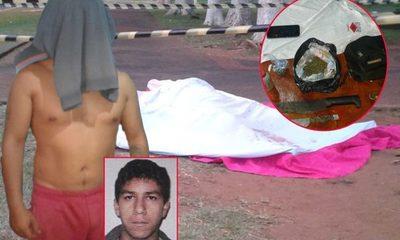 Asesinan de una puñalada a un joven vendedor de telefonía celular en Itakyry – Diario TNPRESS