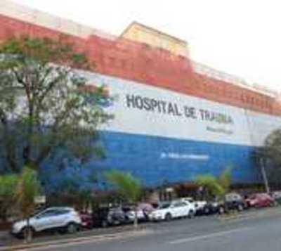 1.600 pacientes atendidos en Hospital del Trauma esta última semana