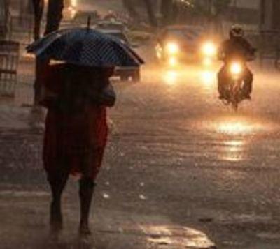 Pronostican lluvias hasta el miércoles