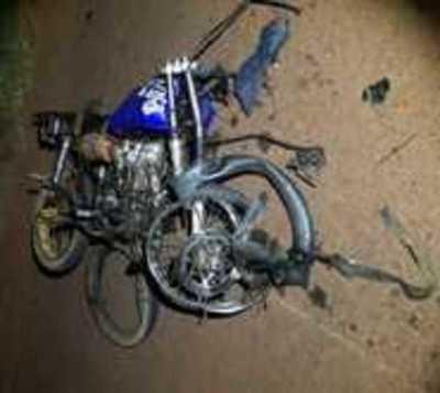 Motociclistas pierden la vida durante supuesta carrera clandestina