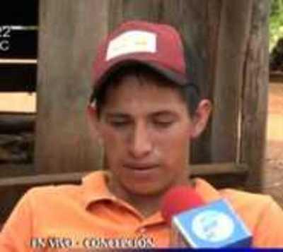 Adelio Mendoza relató cómo fue sus días de cautiverio