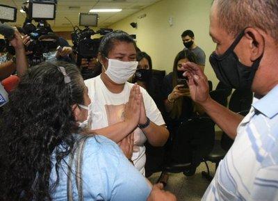"""Araceli Sosa: """"Existe la justicia para la gente pobre"""""""