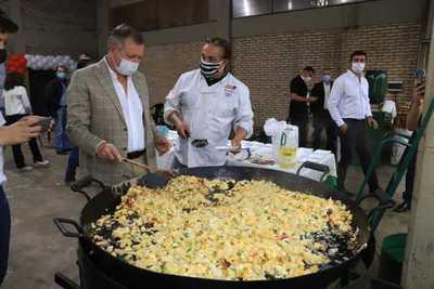 Productores celebran el Día de la Mandioca con premiación y exposición ferial
