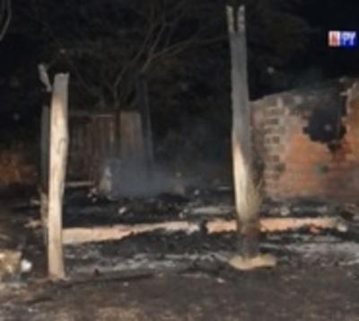 septuagenarios mueren en incendio de su casa