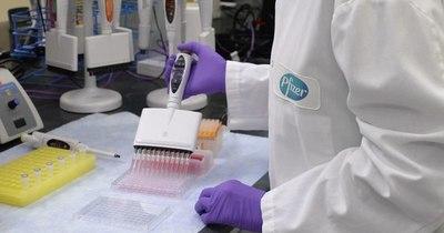 La Nación / Vacuna: acciones de Pfizer trepan 17% y optimismo en mercados