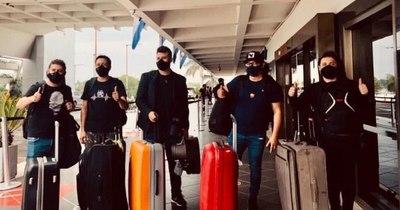 La Nación / Viajando voy: Tierra Adentro partió en busca del Grammy