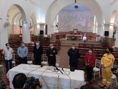 Suspenden peregrinación a Itacuá