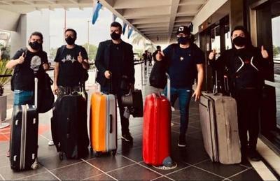 Tierra Adentro ya partió a Miami – Prensa 5