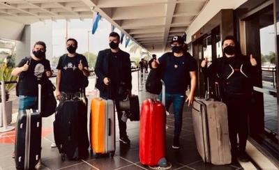 HOY / Tierra Adentro viajó a Miami en busca del primer Grammy para Paraguay