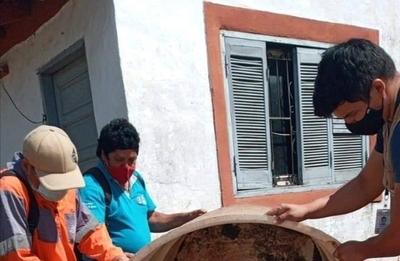 HOY / Reportan aumento de notificaciones de dengue en Central y Capital