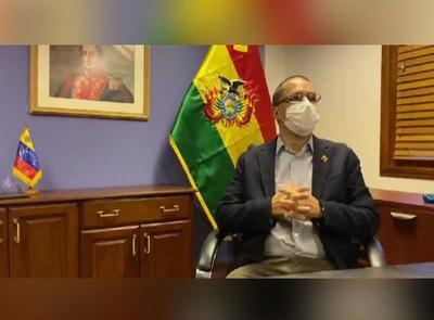 Régimen de Maduro retomó el control de la Embajada de Venezuela en Bolivia