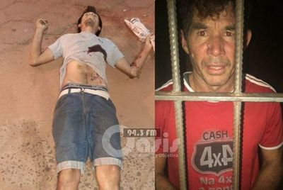 Pelea entre recolectores de latita dejo un fallecido en Pedro Juan