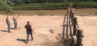 Boquerón: Estancia fue intervenida por alterar cauce hídrico