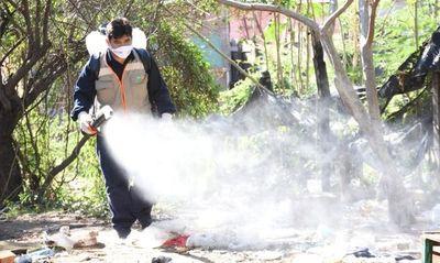 Dengue empieza a ganar terreno en el actual epicentro del coronavirus