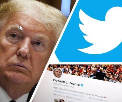La cuenta de Trump en Twitter perderá sus privilegios desde 2021