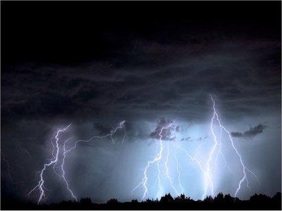 Alerta de tormentas para Centro, Norte y Este del país para este martes