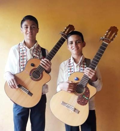 CAAGUAZU ARRASA EN EL FESTIVAL DEL TAKUARE'Ê