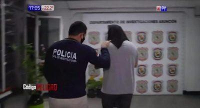 Capturan a presunto estafador en Lambaré