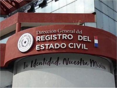 Ariel Centurión fue nombrado director del Registro del Estado Civil