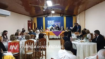 CLUB DE LEONES DE CNEL. BOGADO CUMPLIÓ 58 AÑOS DE SERVICIO