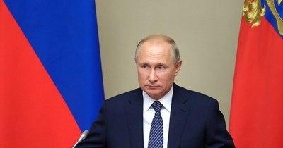 """La Nación / Putin confirma acuerdo de """"alto el fuego total"""" entre Armenia y Azerbaiyán"""