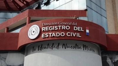 HOY / 110 oficinas por cubrir, el principal desafío del nuevo titular del Registro Civil