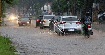 La Nación / Continúan las lluvias y tormentas durante este martes