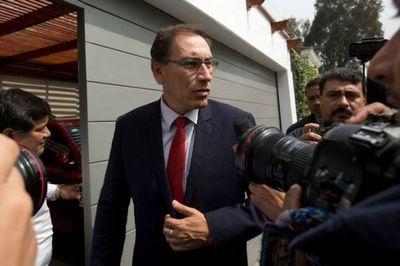 La destitución del presidente peruano