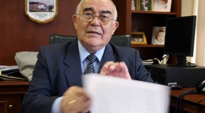 Sindulfo Blanco defiende rechazado proyecto de Ley de Insolvencia