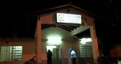 La Nación / Acusado de abuso sexual se fugó de la comisaría de Areguá