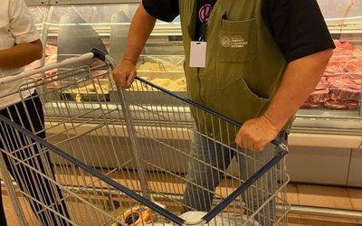 Mades decomisa pescados en un supermercado de Pdte. Franco – Diario TNPRESS
