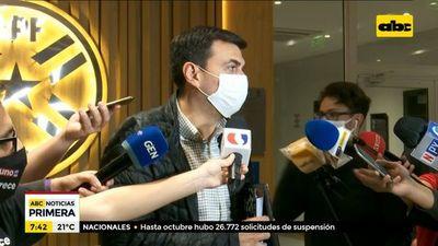 """Cerro pide que comisión especial investigue """"amaños"""""""