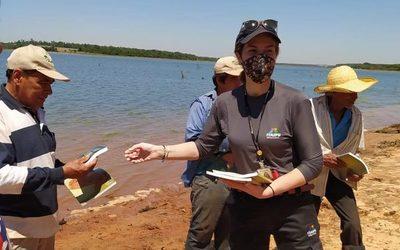 Siembran 1.000 peces juveniles en el Lago Yguazú e instan a respetar veda – Diario TNPRESS