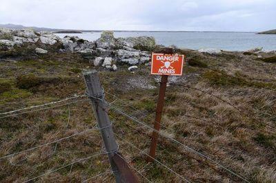 Las Malvinas, totalmente limpias de las minas puestas por Argentina