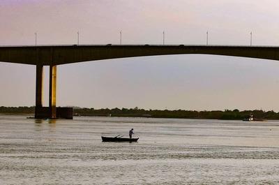 ANNP reporta que el río Paraguay logró repuntar 30 cm tras bajante histórica