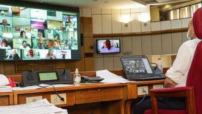 Senado destinará US$ 600 mil para sistema de sesiones online