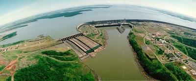 De enero a octubre, Itaipu suministró 13.147 GWh de energía eléctrica al Paraguay