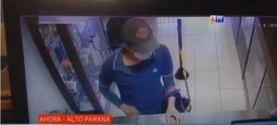 Millonario robo a un comercio en Alto Paraná