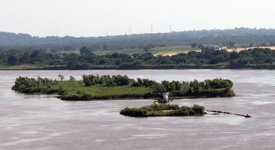 La ANNP reporta que el río Paraguay repuntó 30 cm tras bajante histórica