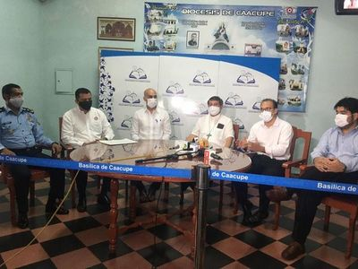 Endurecerán protocolo para evitar peregrinación a Caacupé