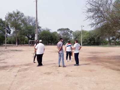 Boquerón contará con plazas deportivas