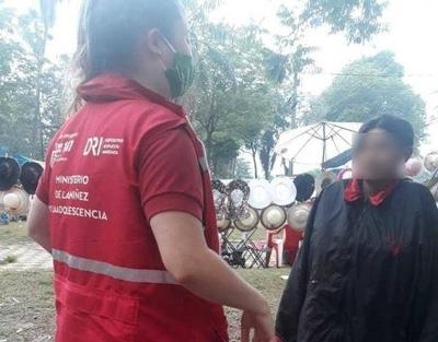 HOY / Niños y adolescentes de 14 comunidades indígenas acampados en Asunción requieren asistencia