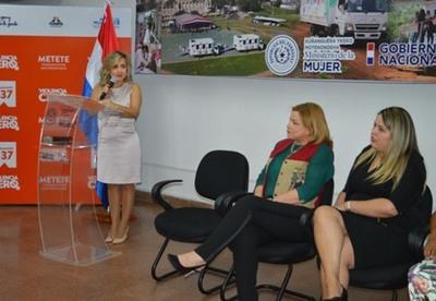 Ministerio brinda atención integral a mujeres víctimas de violencia
