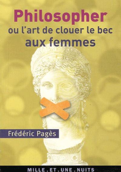 Frédéric Pagès, la filosofía y las mujeres