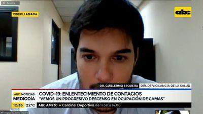 """Sequera: """"Paraguay le puede mostrar al mundo que se puede domar la segunda ola"""""""