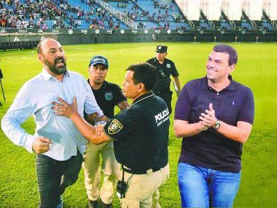 """Cerro exige la creación de una comisión """"antiamaño"""""""