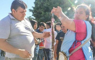 Estado entregará subsidio a unos 1.300 trabajadores de las festividades de Caacupé