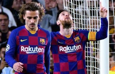 Ex agente de Griezmann se fue con todo en contra de Messi: 'Es el régimen del terror'